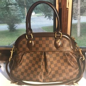 🛍 Louis Vuitton Trevi Pm Damier Ebene 🛍